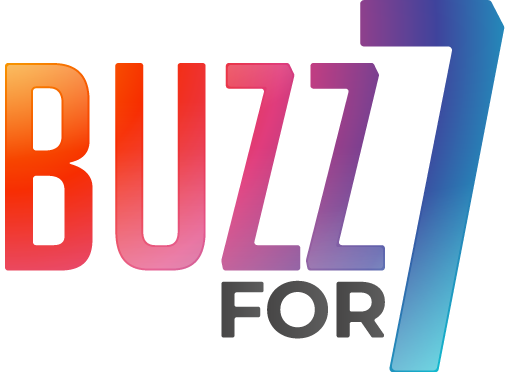 Buzz For 7 Logo